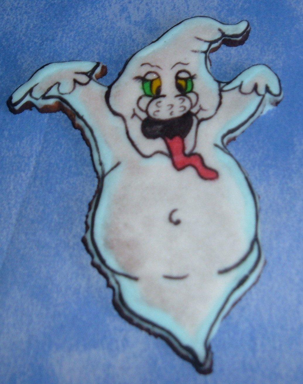 petit sablé fantome